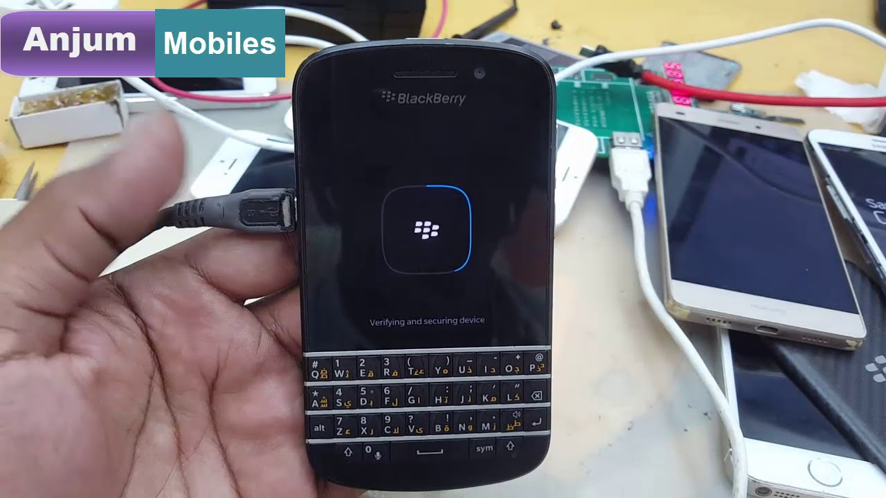 How To Bypass Blackberry Models OS 10 3 3 Anti Theft Protection ID New  Method 100% DONE 2017/2018