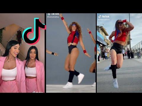 Black Eyed Peas Shakira GIRL LIKE ME Tik Tok Dance Challenge Compilation😍😉