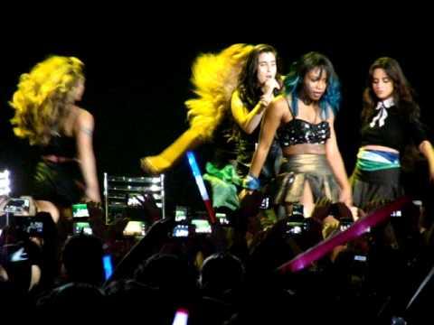 Fifth Harmony - Them Girls Be Like Rio de Janeiro 101014