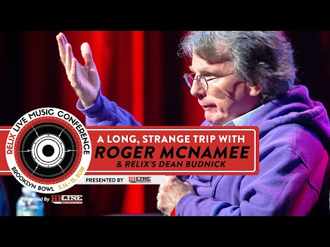 A Conversation with Roger McNamee & Dean Budnick | Relix Live ...
