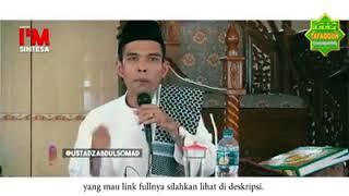 Ngerinya 5 ancaman Riba   Ustadz Abdul Somad Lc, MA