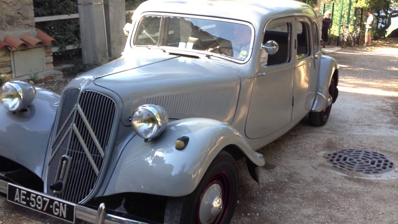 citroen traction 11 familiale vendre youtube. Black Bedroom Furniture Sets. Home Design Ideas