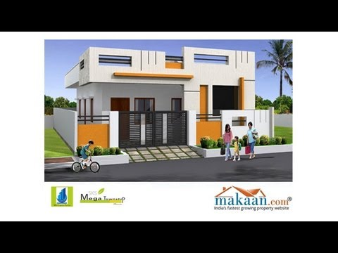 Simple house elevations in hyderabad joy studio design for Simple home elevation design