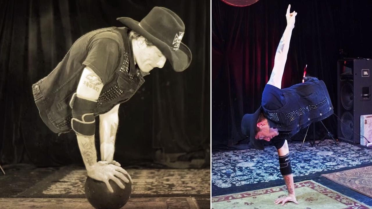 Acrobat Who Lost Legs To Rare Disease Performs For Audiences Around