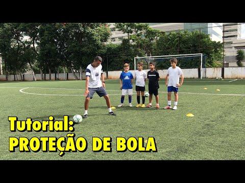 #7 Tutorial: Proteção de Bola - Treino de Futebol