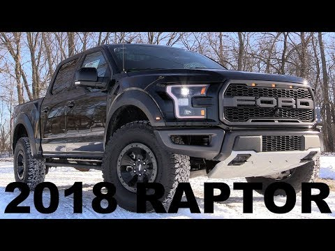 2018 Ford Raptor: Review