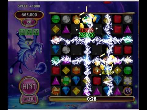 1821200 - Bejeweled Blitz (Coin Catcher)