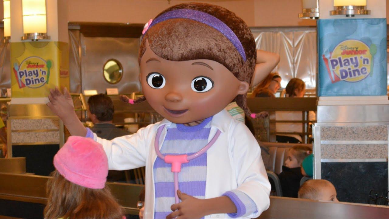 Sofia The First Doc McStuffins Disney Junior Play 39 N