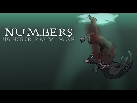 Numbers | Rosethorn | Complete 48 hour PMV...