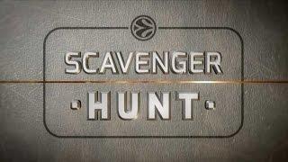 Scavenger Hunt: Ender Arslan & Serhat Cetin, Darussafaka Dogus Istanbul