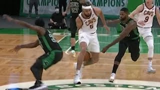 McGee Coast to Coast! Jaylen Brown 33 Pts in 19 Minutes! 2020-21 NBA Season