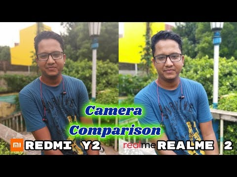 Realme 2 vs Redmi Y2 Camera Comparison | Realme 2 Camera Review | Redmi Y2 Camera Review | Data Dock