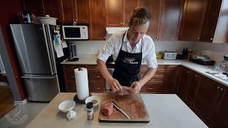 Steak University - How To Pan Fry A Steak & Cook A Baked Potato