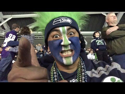 Fan Reaction: Seahawks Vs Vikings Monday Night Football 1st Half (NorbCam Reacts)
