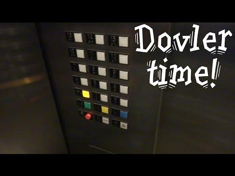 Nice Dover/Schindler Elevator @ Commerce Bank Building Clayton MO