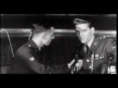 Elvis Leaves the Army