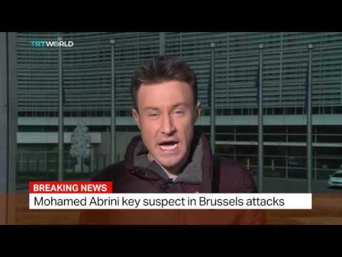 Kevin Ozebek reports on the key suspect in Brussels attacks