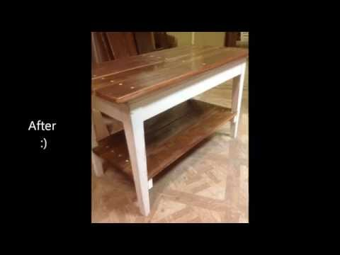 Diy Project Make Coffee Table With Storage From Piano Bench Fun Build All Experience Lev