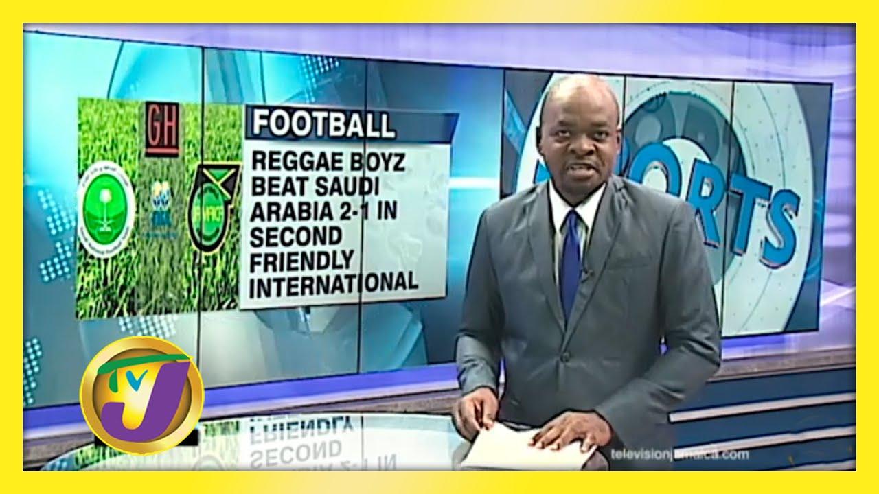 Reggae Boyz Rebound to Beat Saudi Arabia 2-1 - November 17 2020