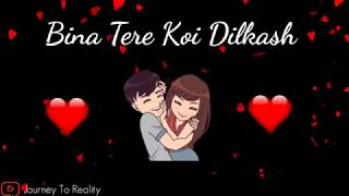 Agar Tum Miljao   Neha Kakkar   Best Love Romantic Lines   Whatsapp Status Video