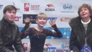 2017 Russian Jr Nationals - Ekaterina Kurakova FS