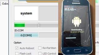 Flash update samsung galaxy express 3