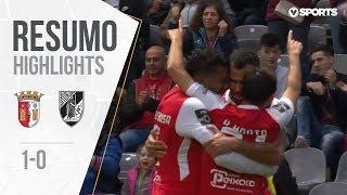Highlights   Resumo: Sp. Braga 1-0 Vitória SC (Liga 18/19 #25)
