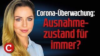 Corona-Überwachung – Ausnahmezustand für immer? Die Woche COMPACT