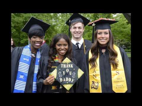 Rowan University celebrates 2017 Commencement