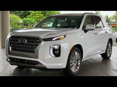2020 Hyundai Palisade Limited Review – The Korean Luxury Family SUV?
