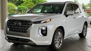 2020 Hyundai Palisade Limited Review –  The Perfect Family SUV?