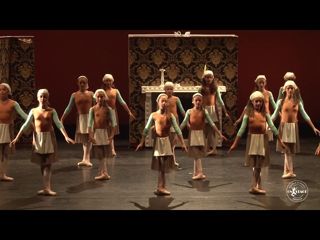 Cenerentola • Danza Classica Accademico 1 | Scuola di Danza On Stage Brescia