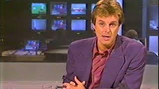 Sport Op Zaterdag met Frank Raes (20 oktober 1990)