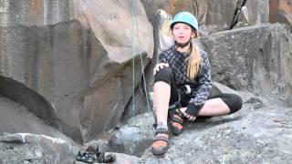 Central Oregon Family Fun - Rock Climbing at Smith Rock State Park