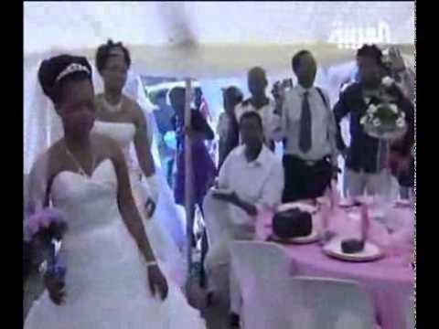 ازدواج همزمان یک مرد با 4 زن