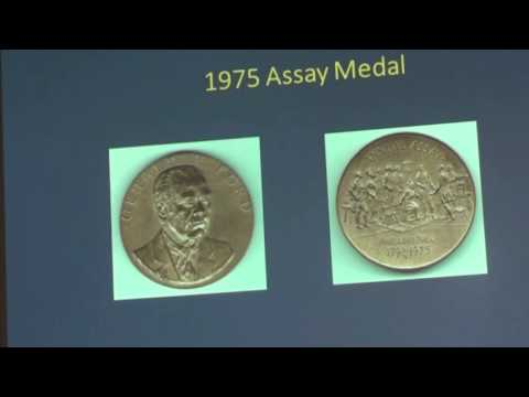 Pam Stitely's Assay Commission and OTACS Presentation - Wilmington Coin Club - 2/23/16