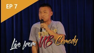 Amarjin | Live from UB Comedy | Episode 7