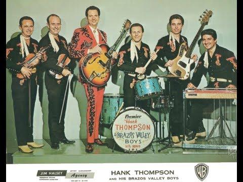 Hank Thompson & Bob Wills Hang Your Head in Shame 1945
