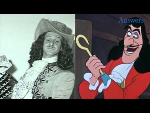 Real Life Inspirations Behind These Iconic Disney Characters