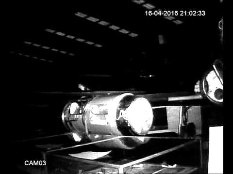 footage caught by spectre detectors at neam via cctv
