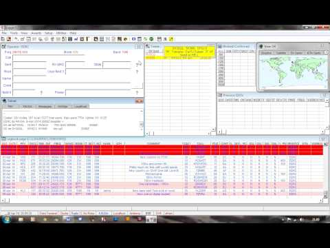 Logger32 - connecting to cluster and rearranging logbook page window from YouTube · Duration:  6 minutes 23 seconds
