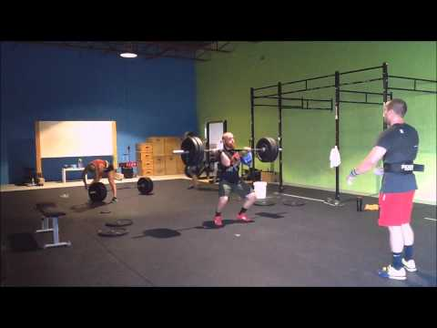 CrossFit Equity: 2015 Team Series Event 2