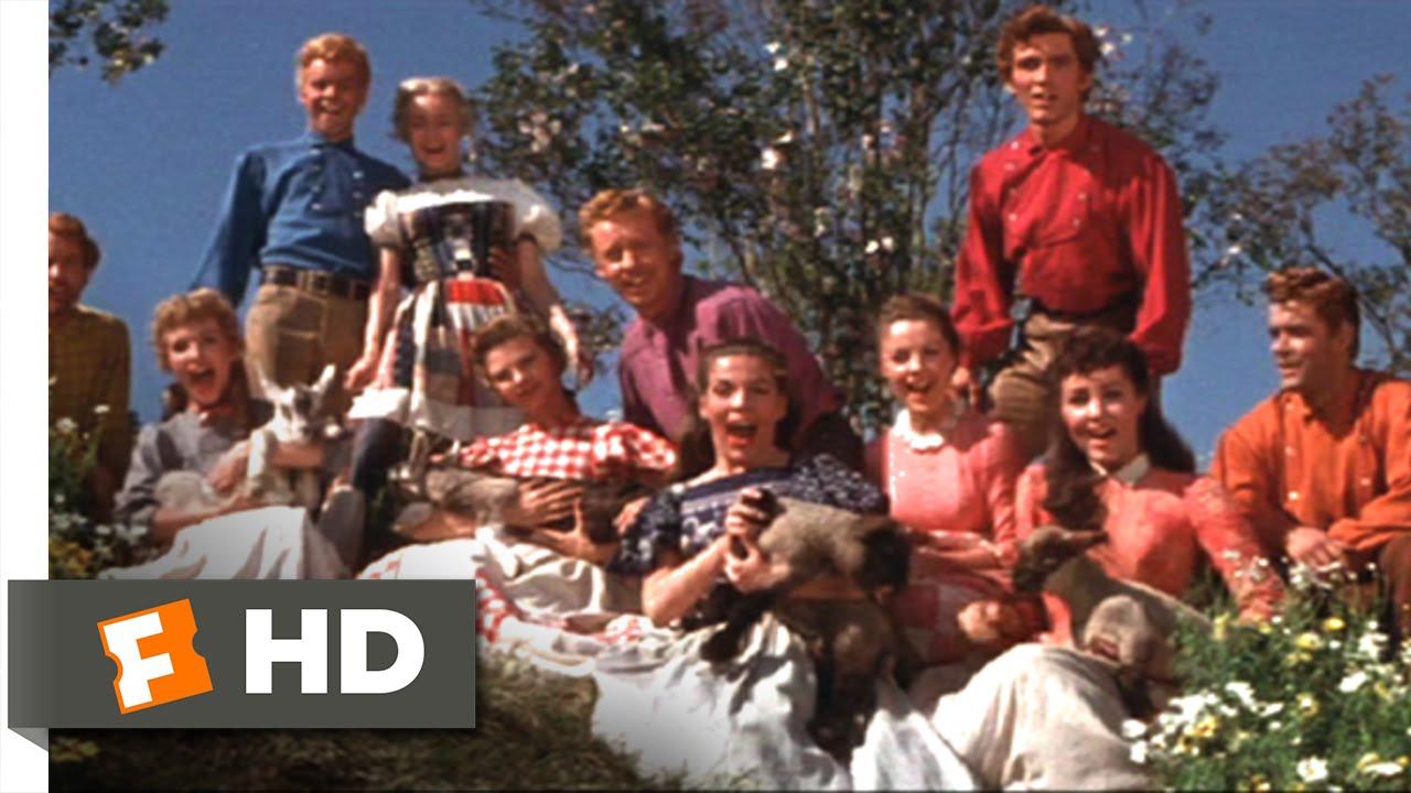 Download Seven Brides for Seven Brothers (9/10) Movie CLIP - Spring, Spring, Spring (1954) HD