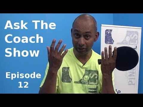Ask The Coach Show #12 | Playing Hard Bat Players