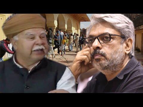 Live: Rajput Karni sena's Lokendra Singh Kalvi blames Sanjay Leela Bhansali of distorting history