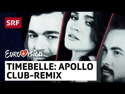 Timebelle - Apollo - 7th Heaven Club Mix (Radio Edit) - #srfesc