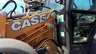 Обзор обновленного CASE 695 ST 2017 года