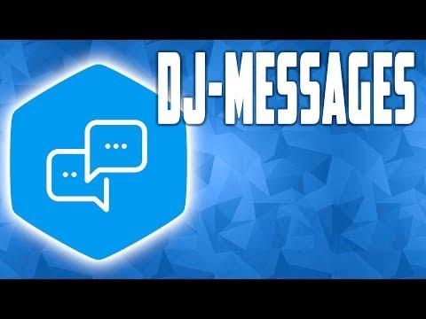 DJ Messages - система личных сообщений для CMS Joomla
