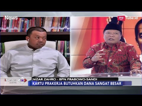 Berencana Ciptakan Tiga Kartu Sakti, Program Jokowi Dikritik BPN Prabowo-Sandi - iNews Sore 11/03