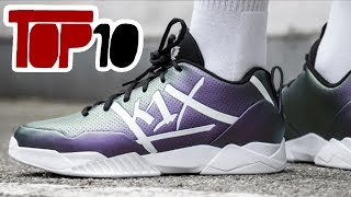 10 Basketball Shoe Brands You Didn't